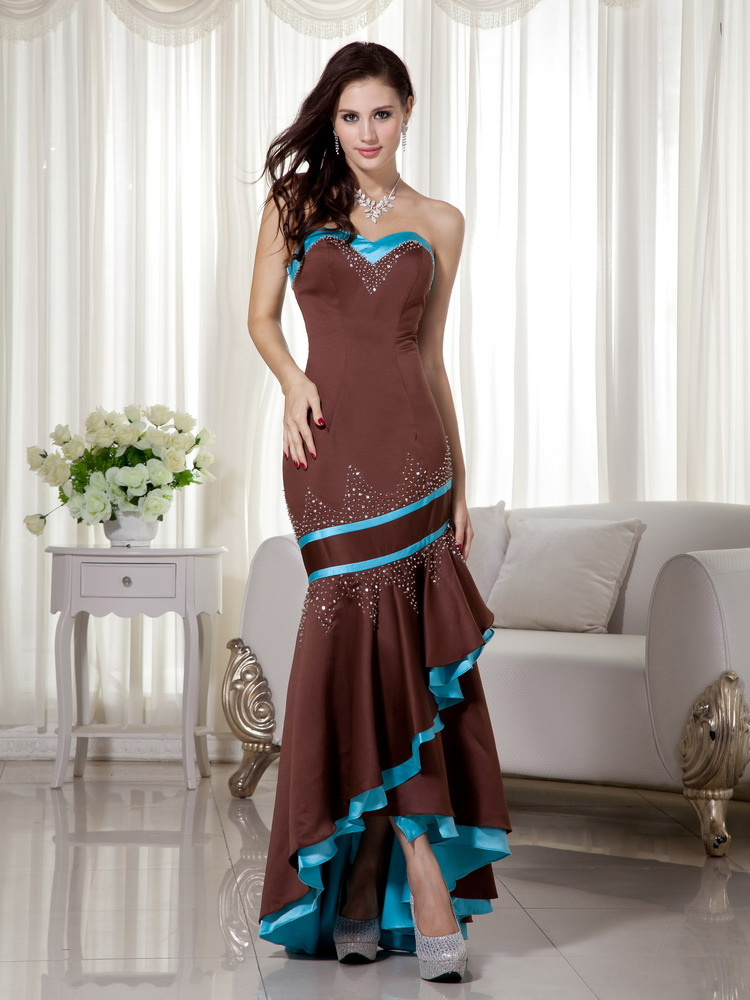 Brown Prom Dresses