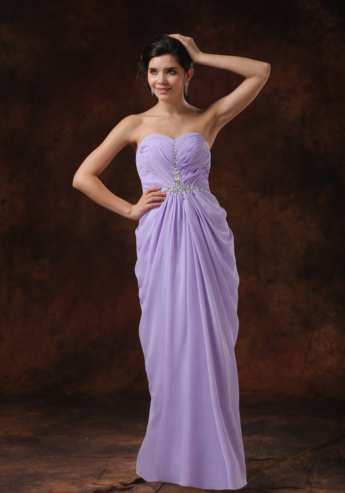 Lilac Party Dresses