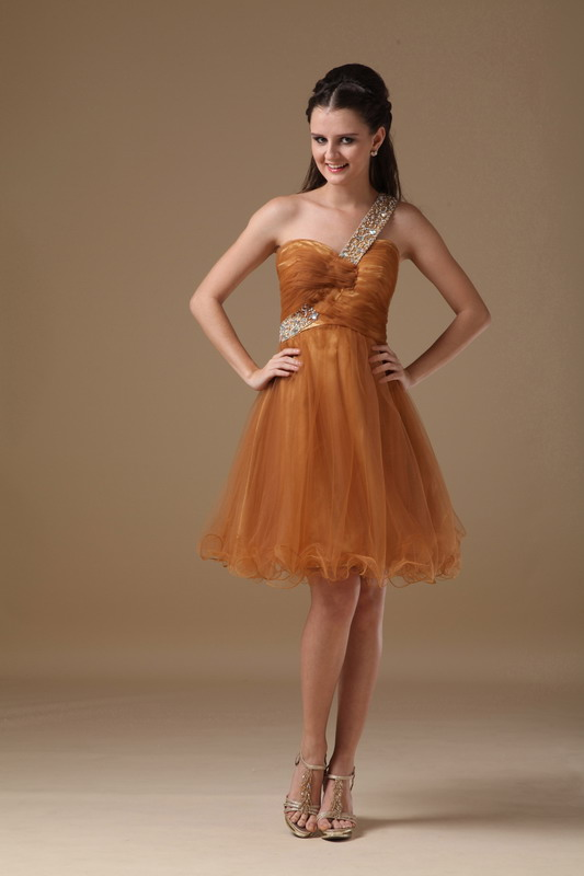 Rust Red Pageant Dresses