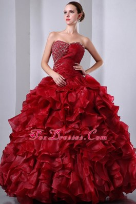 2013 Asymmetrical Beading A line Princess Quinceanera On Sale