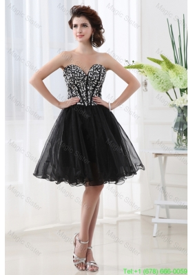 Beautiful Sweetheart A-line Beading Prom Dress