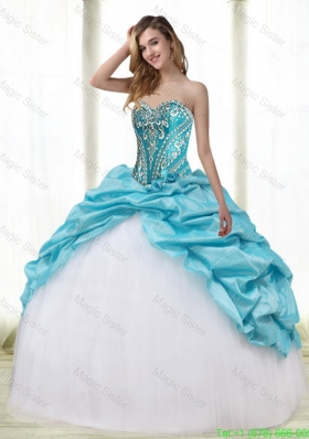 Gorgeous Multi Color Quinceanera Dresses with Embroidery