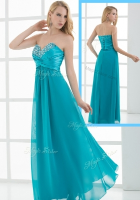 New Arrivals Empire Sweetheart Beading Prom Dresses  for 2016 Beautiful