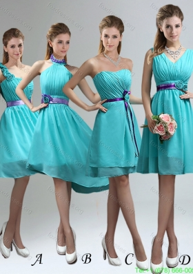 Group Buying Knee Length Bridesmaid Dresses for 2015