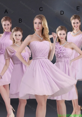 2015 Group Buying Bridesmaid Dress with Ruching