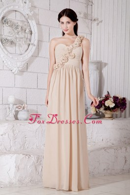 One Shoulder Cheap Prom dress In Spring 2013