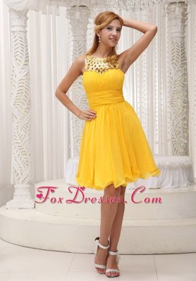 Ruching Custom Made 2013 Prom Party Dress Short