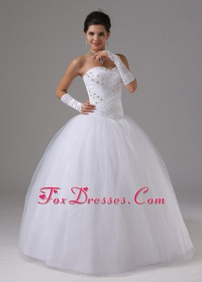 Beading Ruched Wedding Dresses 2013 New Arrival Gowns