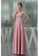 2013 New Styles Empire Long Strapless Beading Mother of the Bride Dresses