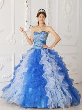 Princess Quinceanera Dress 2013 Sweetheart Floor-length Beading