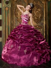 Ball Gown Strap Floor length 2013 Beading Quinceanera Dress