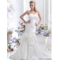 2015 Popular Sweetheart Wedding Dress with Ruching