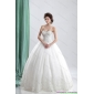 Elegant 2015 Sweetheart Wedding Dress with Beading and Lace