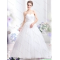 2015 New Arrival Sweetheart Wedding Dress with Lace