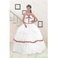 Plus Size Sweetheart Ball Gown Quinceanera Dresses with Appliques