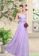 Classical 2016 Bowknot Mother of the Bride Dresses with Floor Length