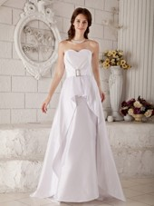 Sweetheart Brand New Court Train Wedding Gown 2013