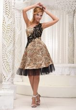 Appliques One Shoulder Prom Homecoming Dress For 2013