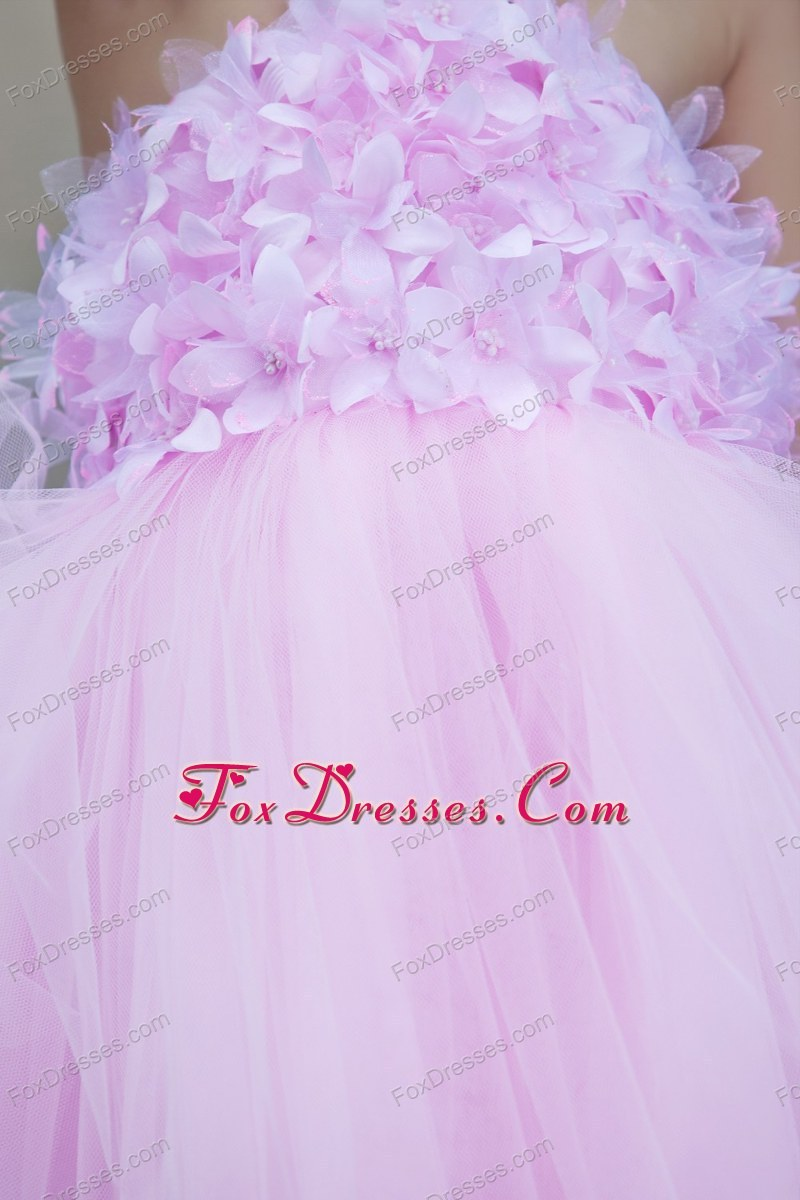 the brand new style flower girl gowns