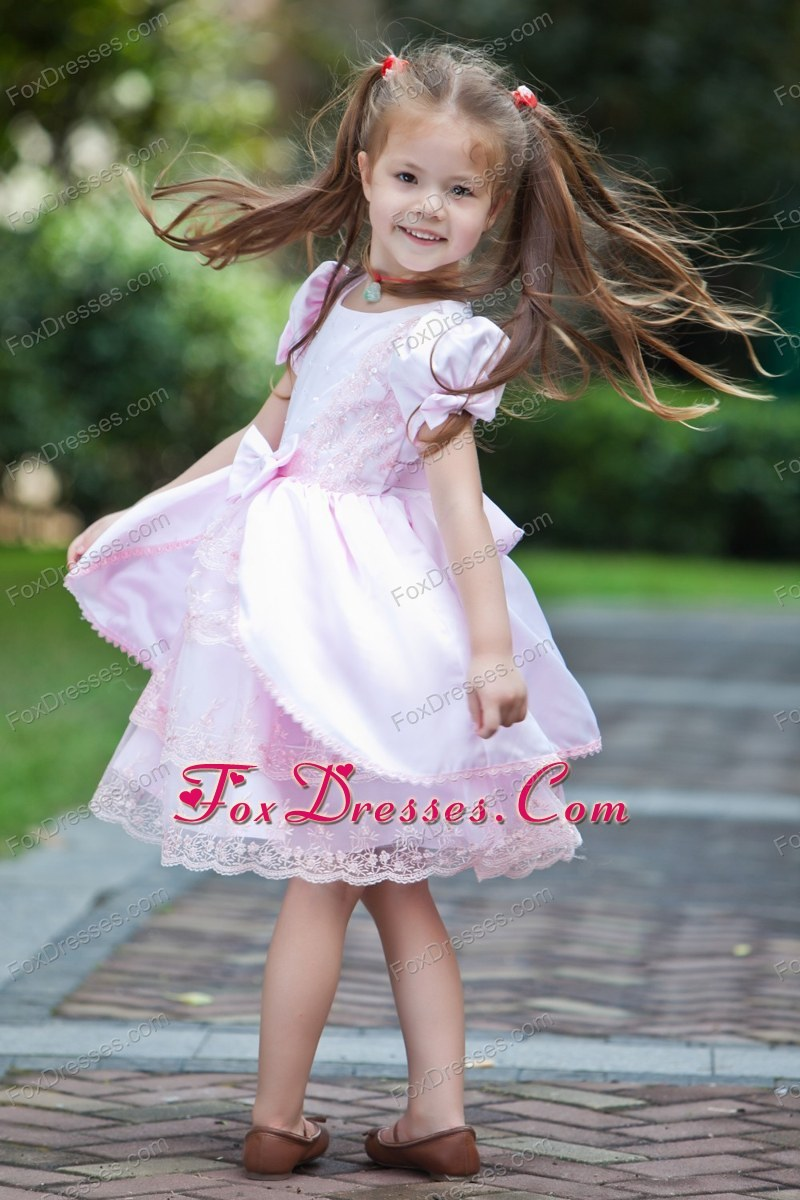 2013 lovely little girls formal gowns with sleeveless