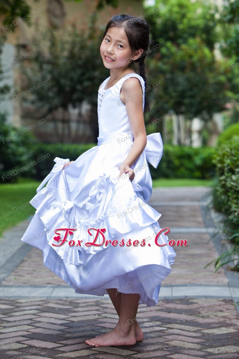 2013 spring baby flower girl dresses