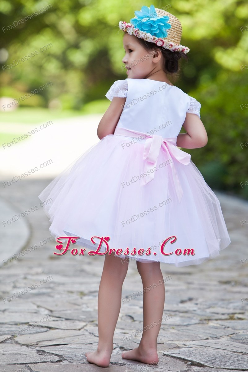 noble flower girl gown
