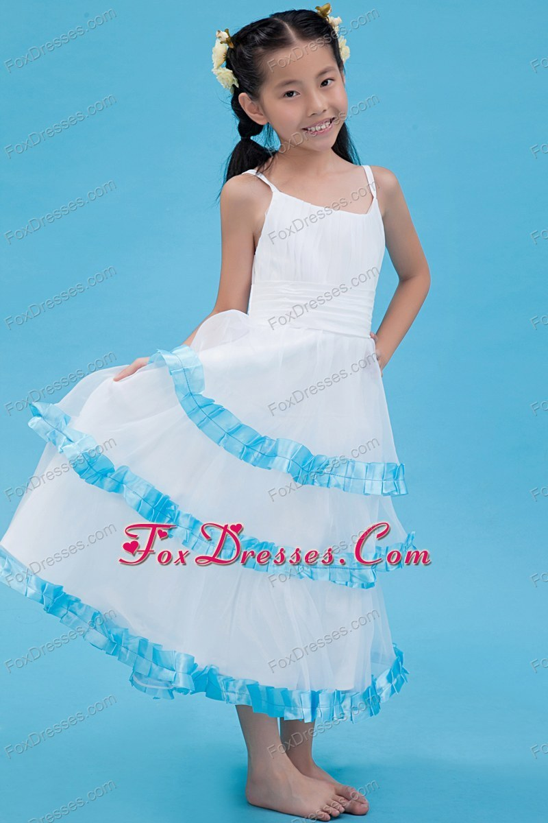 cheap flower girl dress with zipper up