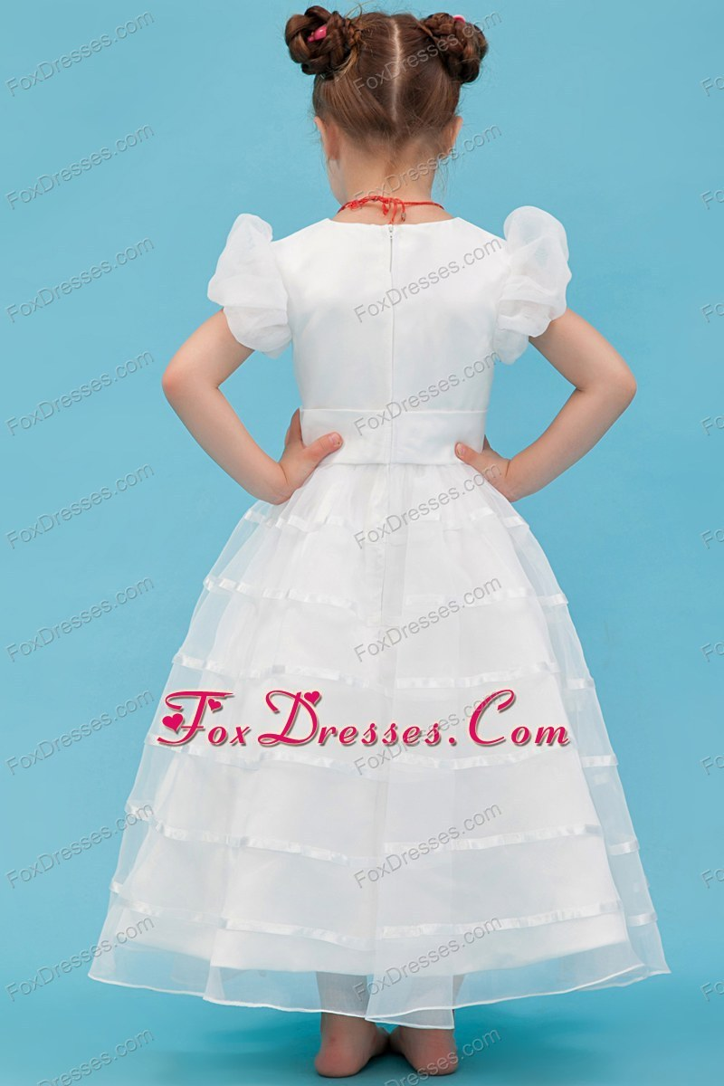 2015 flower girl gown free shipping