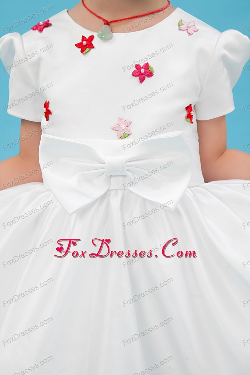 floor length flower girl dress 2013 on sale