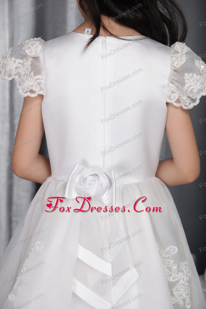 custom flower girl dress in 2014 2015