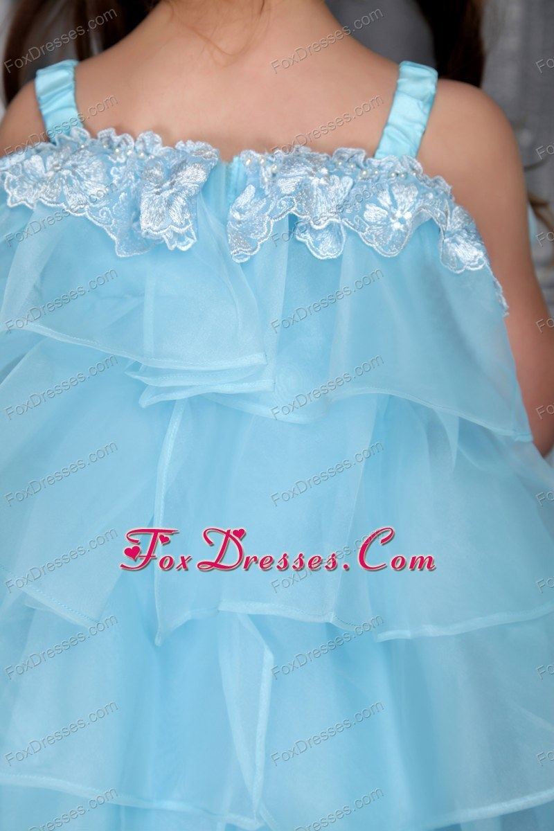 the newest online flower girl gown