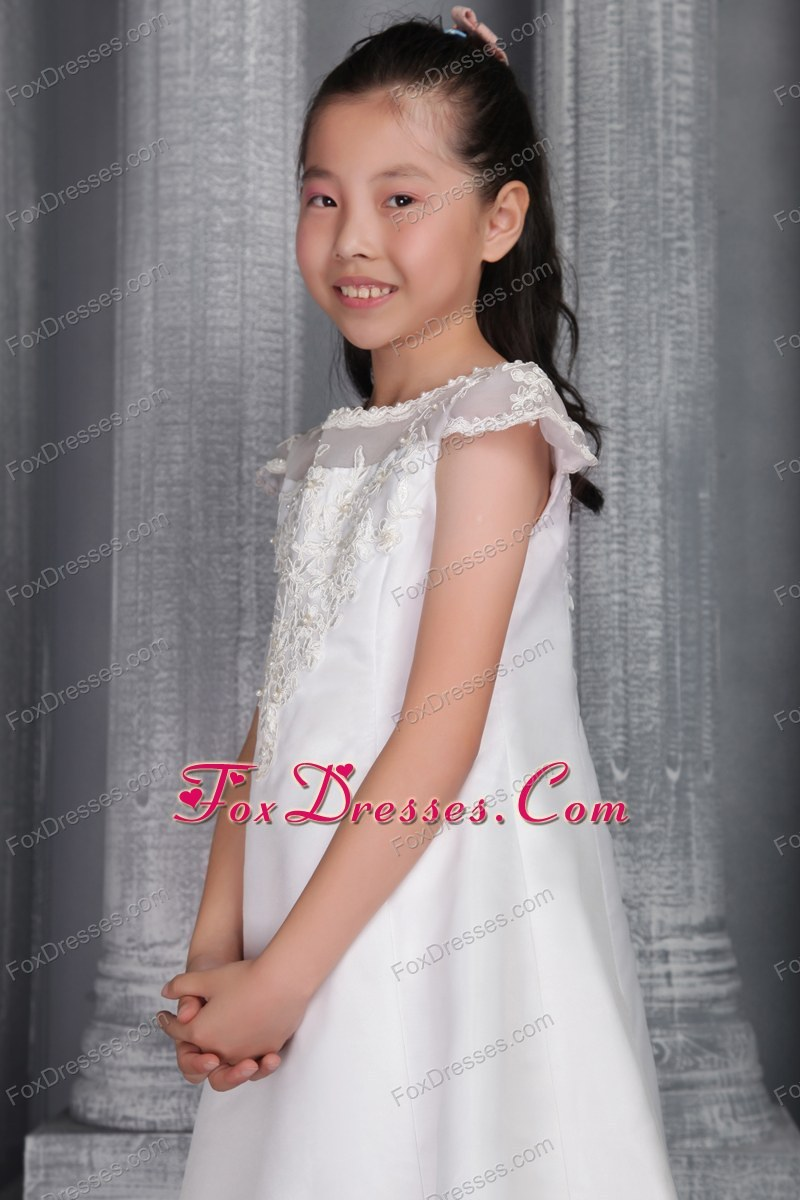 high end low price flower girl dresses