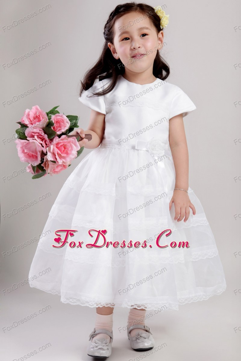 2011 2012 angles flower girl dress