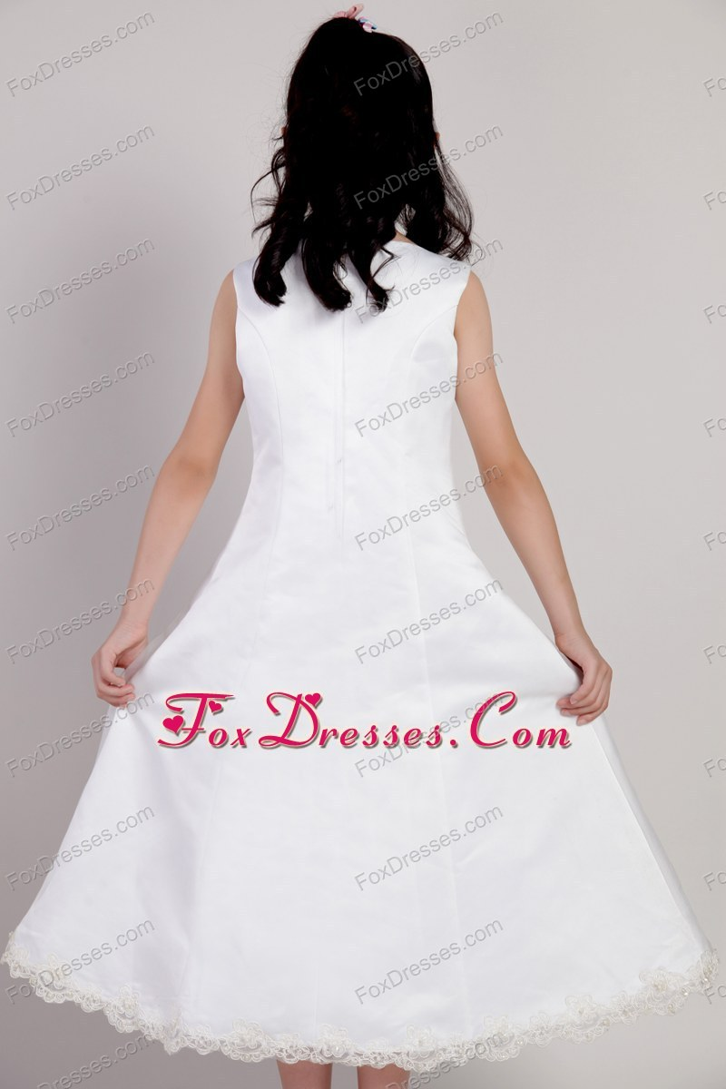 2015 2016 inexpensive flower girl gowns