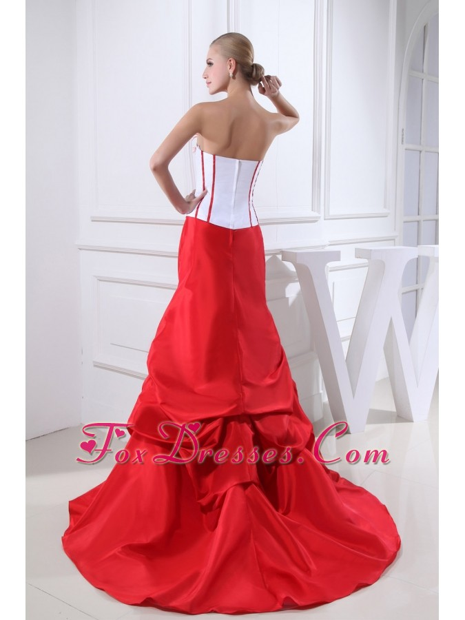 2012 2013 strapless custom wedding dresses and bridesmaid dresses