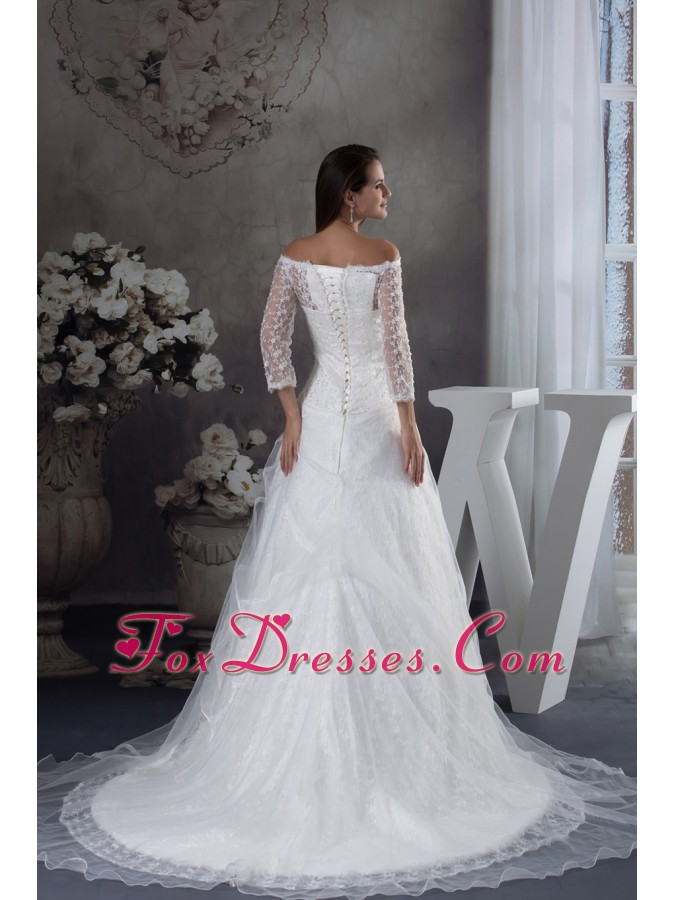 2013 2017 spring chic discount organza bridal dresses