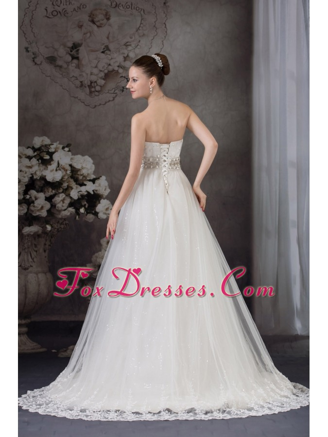 2018 dashing discounted court train prom dresses for a wedding party