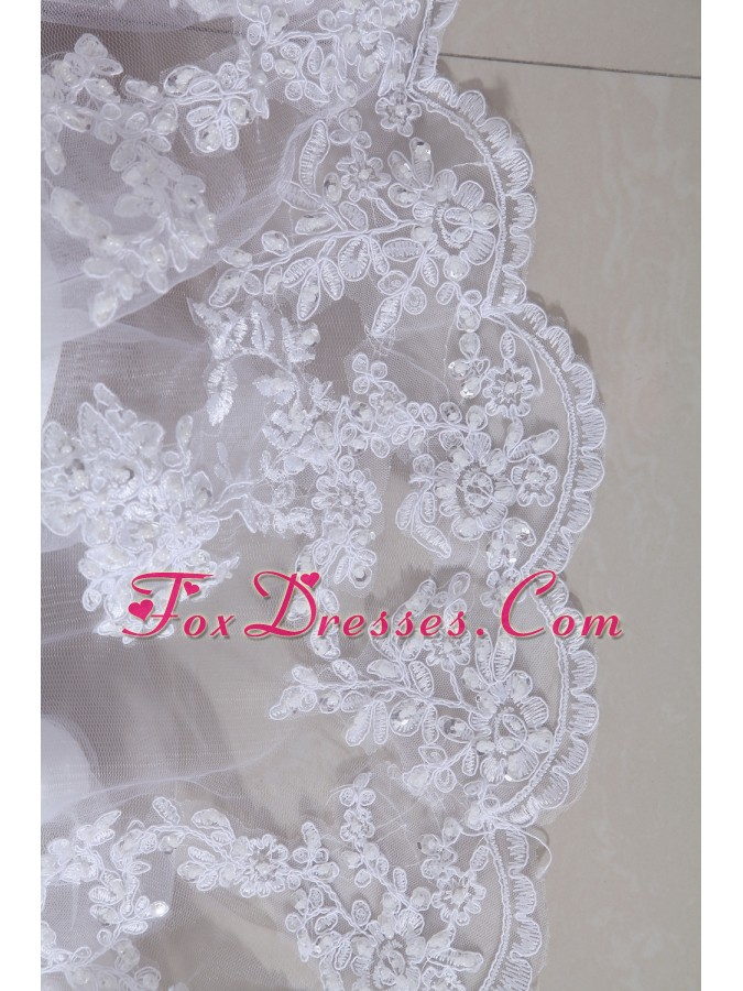 beading wedding dresses for the bride for mass wedding