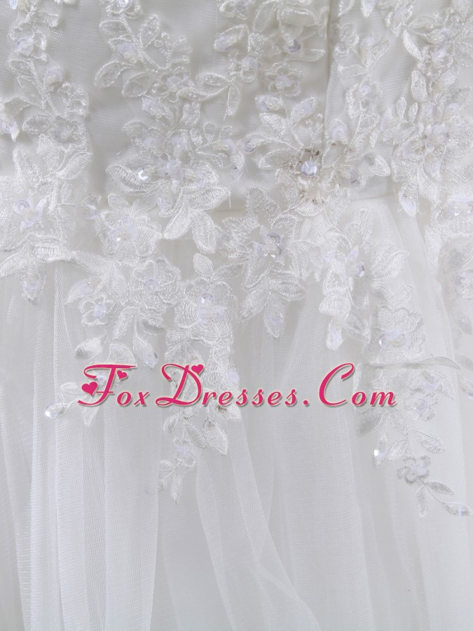 classy wedding gowns for female gay wedding on promotion