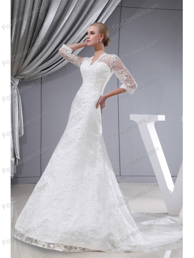 2011 brand new spring unique wedding dress