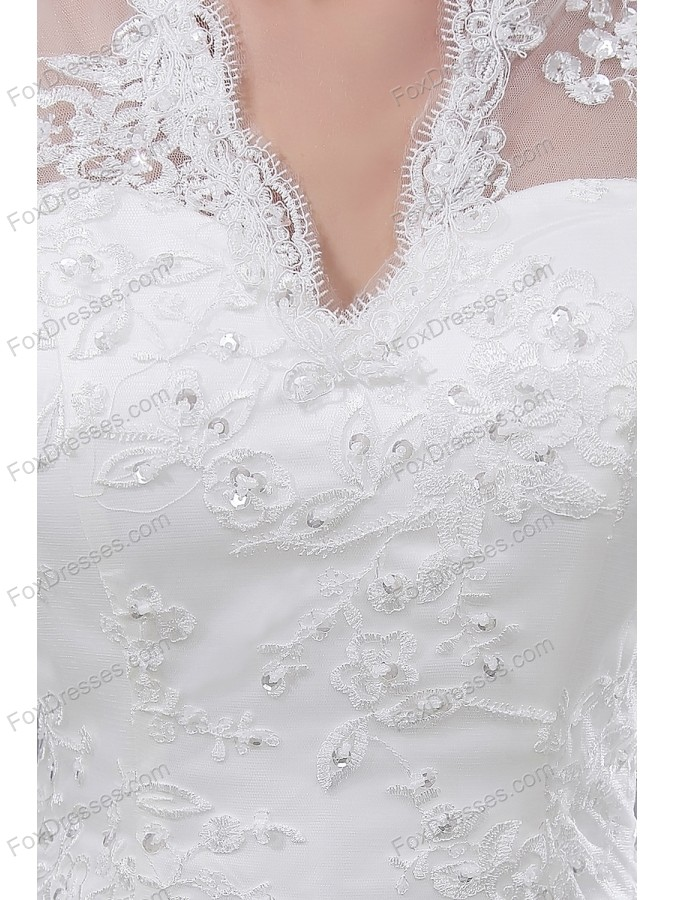 wedding party dress in autumn for cheap