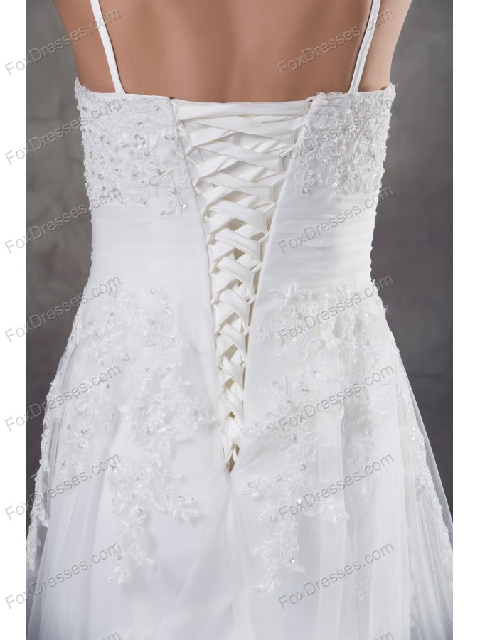 2015 2016 the hunger games wedding dress with brush train