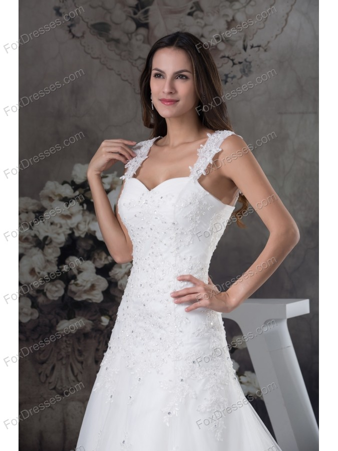 senior wedding dress for wedding ceremony