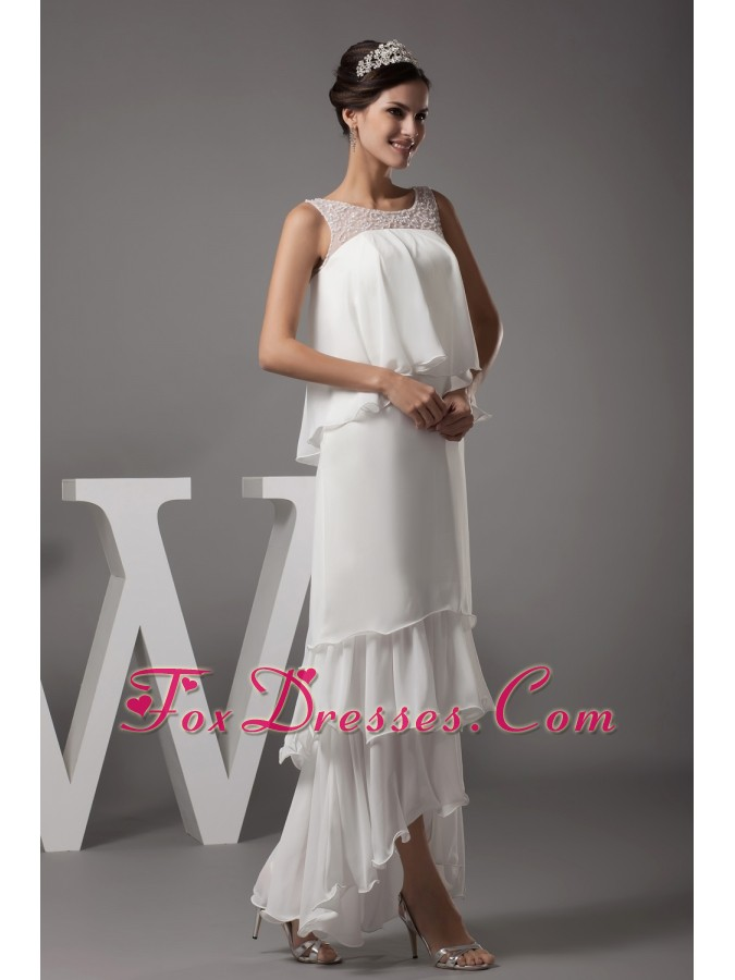 dramatic zipper up wedding dresses and bridesmaid dresses