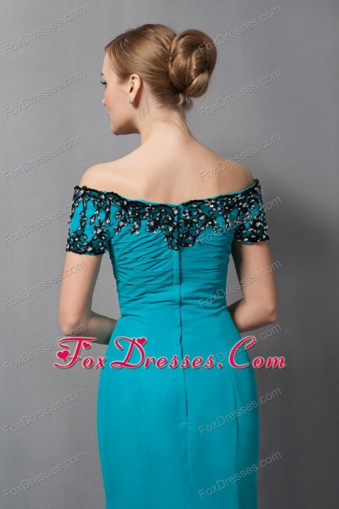 vintage wedding party mothers dresses with beading