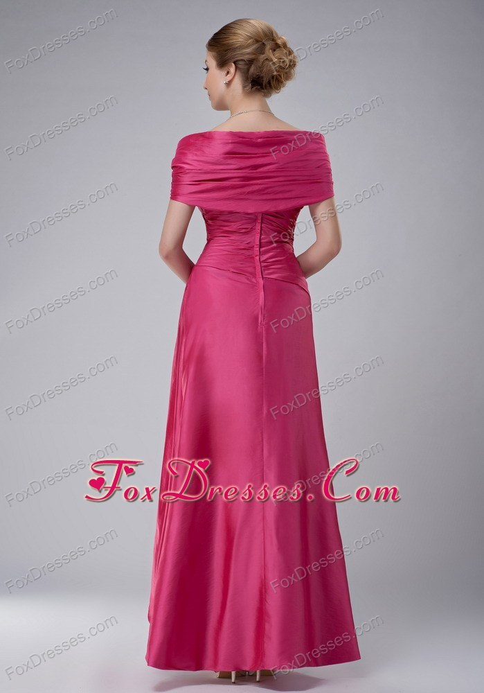 column mother of the bride dress