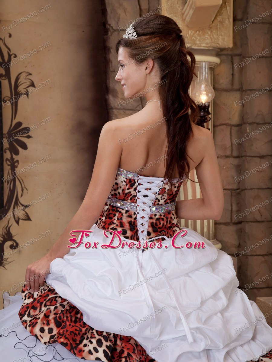 designer floor length dress for quinceaneras