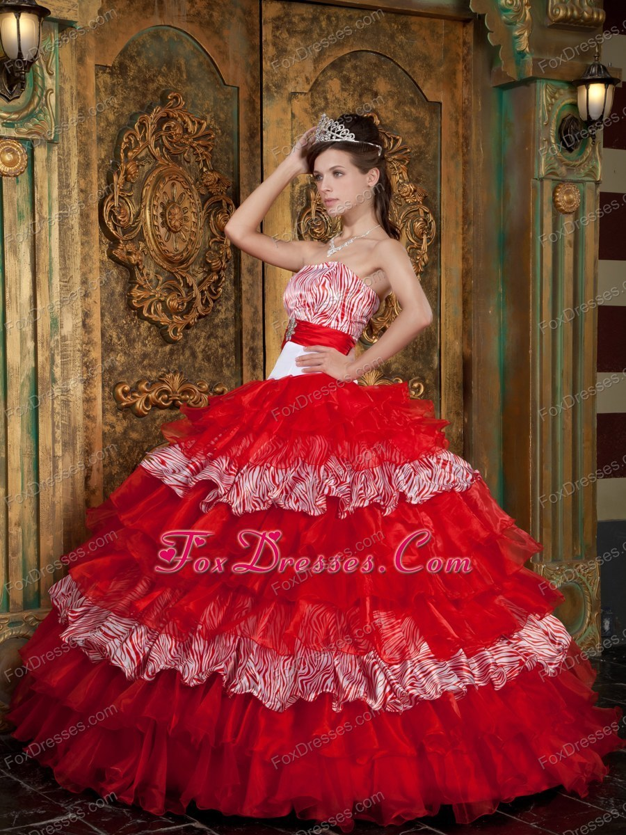 informal new style ostentatious quinceanera gown dresses