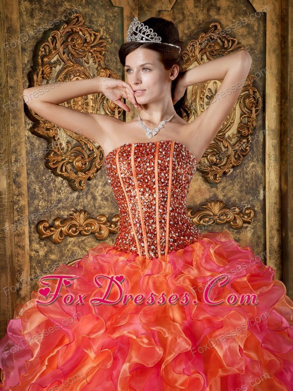 recommended dress for quinceaneras