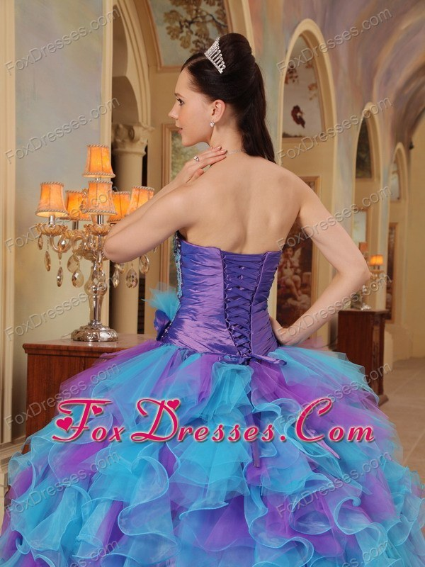 fashionable dresses for a quince in girls birthday party wear